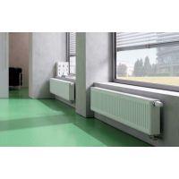 供应暖气片 加工定制 促销价格 型号xjnt-05 墙暖安装 铝材质管径4分
