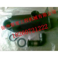 福格勒摊铺机配件 - 福格勒S1800-2摊铺机消声器总成 福格勒消声器