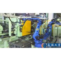 嘉铭工业自主研发 3D双目视觉引导机器人系统 3D视觉引导自动上下料系统