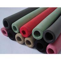 供应彩色橡塑管保温管 阻燃橡塑管厂家 九纵