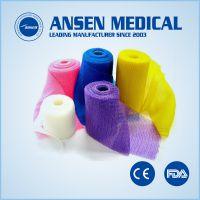 安信高分子绷带夹板的主要材料:玻璃纤维布