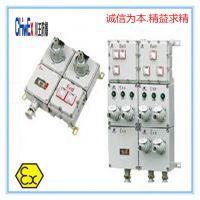 BXS系列防爆检修电源插座箱 非标箱制定 厂家价格