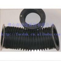 批发零售加工 优质防护罩 圆形防护罩/丝杆防护罩/立柱防护罩