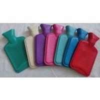 厂家直销 橡胶热水袋 充水加厚环保暖手宝冲注水暖手袋批发1000cc