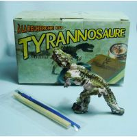 批发/供应/订制考古玩具 迷你恐龙 恐龙挖掘玩具
