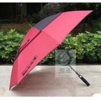 国庆节送什么礼物?推荐添丰超大高尔夫伞、高尔夫防风礼品伞,回老家送父母,在单位可以送领导、送同事。
