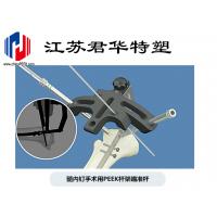 肱骨近端骨折用PEEK杆架固定瞄准处理的***常用PEEK材料透光骨骼损伤