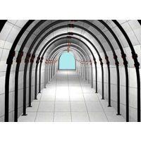 云南省批发29u型钢支架厂家规格煤矿巷道隧道专用/中翔支护