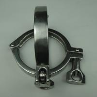 201不锈钢 铸造精铸卡箍抱箍 天目 304 快装