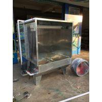 喷漆水帘柜 喷油水濂柜 环保式不锈钢水帘柜 东莞市锋易盛电子设备厂