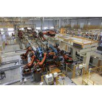 汽车焊装生产线 焊接生产线 汽车焊接机器人 白车身焊装生产线