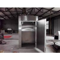 华易达YX-250烟熏炉,生产能力 (kg/炉) 250, 总功率 (kW) 6.12
