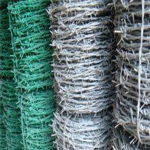 安平旺来刺绳价格 刺绳护栏网 围墙铁蒺藜