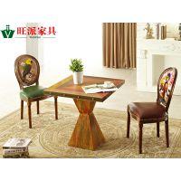 广州餐厅家具桌椅 订做餐厅桌椅 咖啡厅 餐厅桌椅卡座