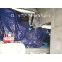 成都德阳广安绵阳发电机房水泵降噪噪音处理