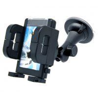 吸盘导航仪支架 车载GPS支架汽车GPS导航万能手机架