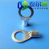 厂家供应非标冷压铜线耳 铜线鼻 OT35-22接线端子 冷压裸端子