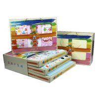 批发纯棉婴儿礼盒秋冬保暖款婴儿衣服套装婴儿用品满月礼品礼包