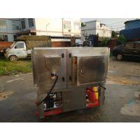 广州餐饮油烟净化器自动清洗机