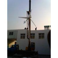 晟成5000瓦永磁低转速风力发电机 风光互补路灯系统
