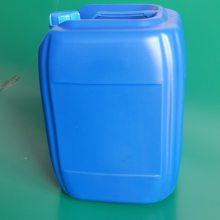 山东东星HDPE25公斤化工塑料桶/25升堆码蓝色塑料桶