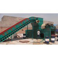 酒泉140吨推力废纸打包机
