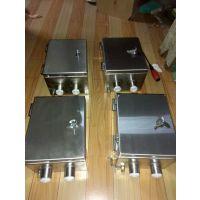 IP65/304不锈钢材质防水防尘防腐配电箱箱体加工