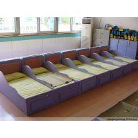 成都实木幼儿园家具成都幼儿园床