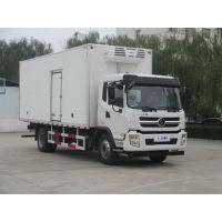 陕汽6.8米冷藏车报价,青岛冷藏车厂家