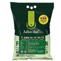 供应高氮海藻肥、海藻酸水溶肥、进口水溶肥