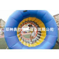 郑州易欣跑步机滚筒 彩色水上滚筒 水上步行球生产厂家 水上步行球价格