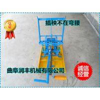 手动插秧机价格 手摇式水稻插秧机 润丰机械