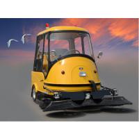 河北供应油电混合动力全封闭驾驶式扫地车扫雪车OJER16BX