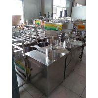 豆腐机价格厂家直销花生豆腐机 豆制品加工机器 购机免费培训技术
