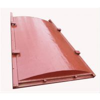 厂家供应定做优质单向止水铸铁闸门PGZ-1.5*2.0米