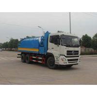 供应SCS5250GQWD东风天龙后八轮国五大型清洗吸污车