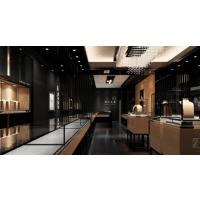 成都最专业的珠宝店装修设计公司及成都商铺装修