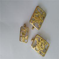 五金电镀金色加工 专业表面处理电镀加工厂