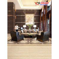线石抛光地板砖/玻化抛光地板砖/玉金山陶瓷地砖广东生产工厂J