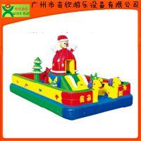 广州市哪个儿童充气城堡蹦蹦床的厂家做的质量好 用的时间比较长(QX-116E)