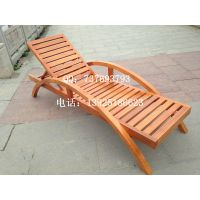 深圳户外家具厂|订制户外实木躺椅|泳池实木躺椅|舒纳和折叠椅