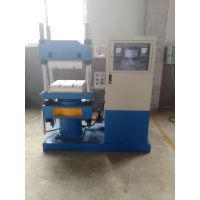 供应PLC触摸屏硫化机(200吨)