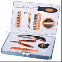 创意家居用品 迷你型组合工具 螺丝刀 钳子 美工刀组套工具 工具