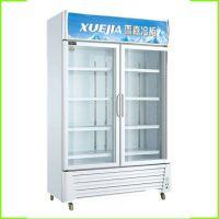 超市冰柜展示柜 水果保鲜柜 展示柜 冷藏 立式展示柜保鲜冷藏