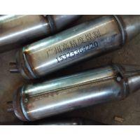双枪摩托车排气管自动环缝焊机,汽车排气管环缝焊机