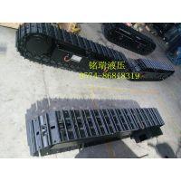 宁波铭瑞液压生产4吨带煤矿坑道钻机用履带底盘