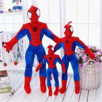 蜘蛛侠填充毛绒玩具厂家直销 儿童布艺玩偶 定制批发