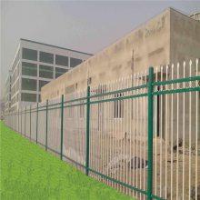 围墙栅栏多少钱一米 塑钢围栏 锌钢护栏网