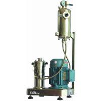 SGN厂家供应 锂电池钴酸锂浆料研磨分散机