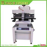 丝印机 小型半自动丝印机印刷机TKP-203 smt高精密锡膏印刷机
